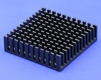 Cross Cut Heat Sink