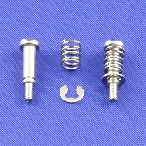 Captive Stainless Steel Screws for Heat Sink Attachment