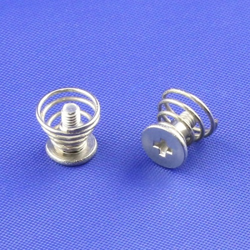 Low-profile Stainless Steel Screws for Heat Sink Attachment