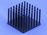 S801-3500-245 Cold Forged Round Pin Heat Sink