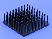 S801-4500-145 Precision Forged Round Pin Heat Sink