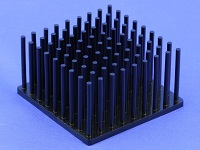 S801-4500-245 Precision Forged Round Pin Heat Sink