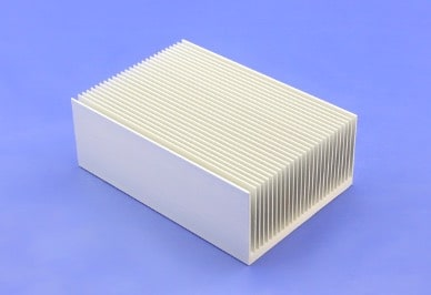 S818-69-36-100 Plate Fin Heat Sinks with High Aspect Ratios for High Airflow