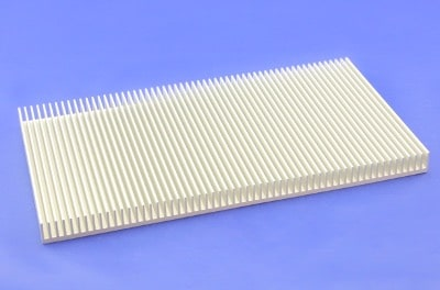 S819-186-12-200 Plate Fin Heat Sinks for Low to Medium Airflow