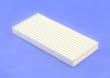 S819-45-10-100 Plate Fin Heat Sinks for Low to Medium Airflow