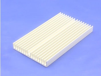 S819-60-10-200 Plate Fin Heat Sinks for Low to Medium Airflow