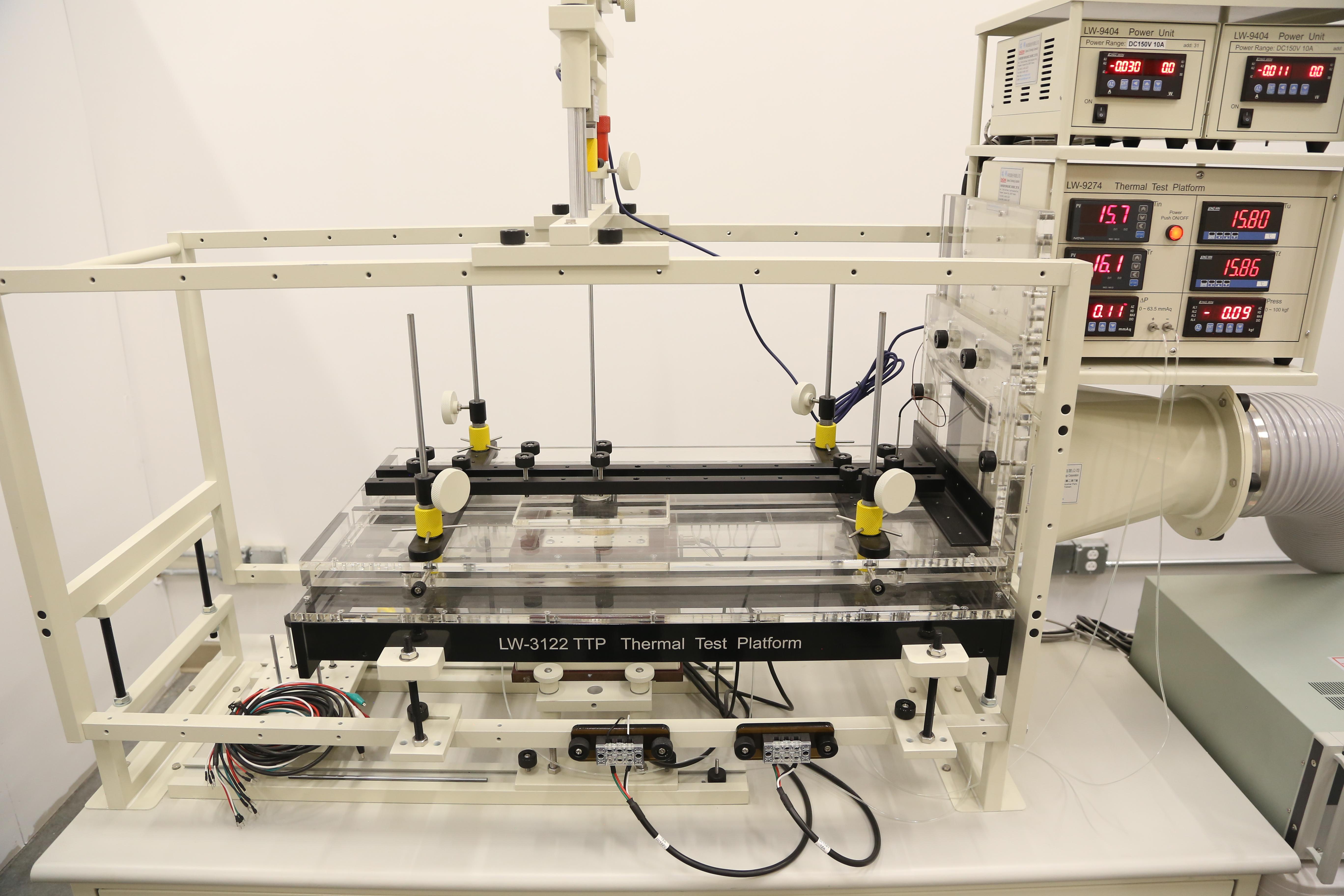 Thermal Test Platform Myheatsinks