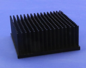 Round Pin Heat Sink