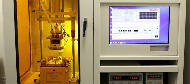 Thermal Interface Material (TIM) Tester