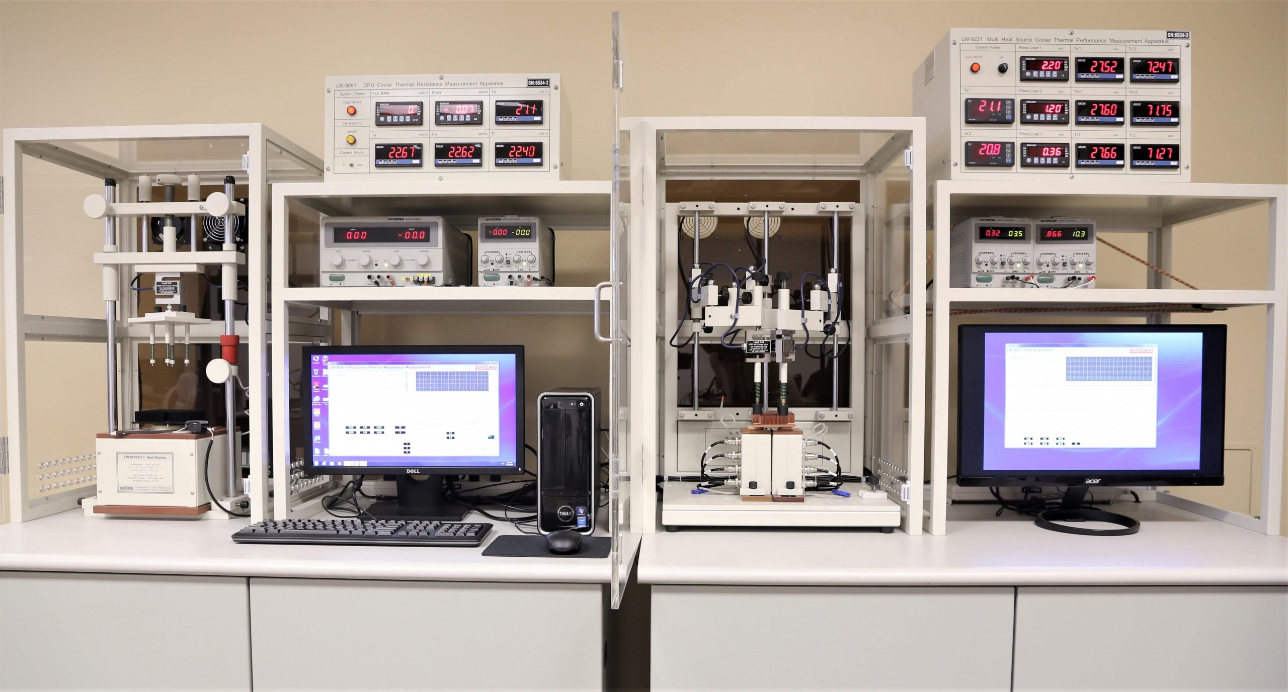 Thermal Resistance Testers