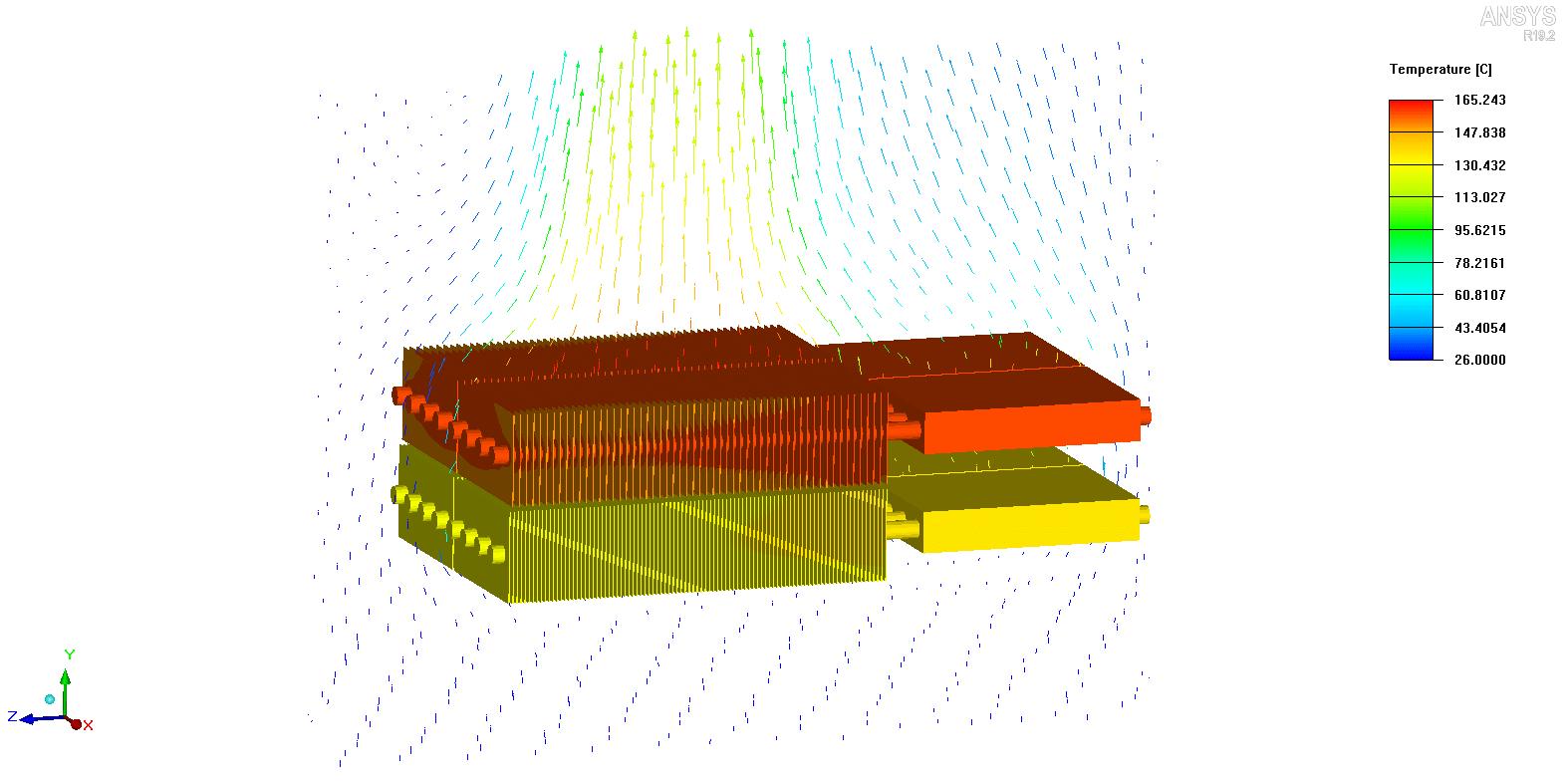 Heat Pipe Assembly Simluation 5